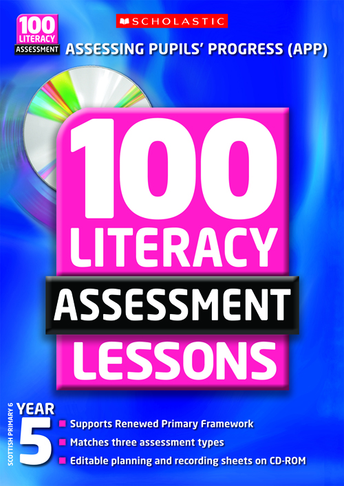 100 Literacy Assessment Lessons
