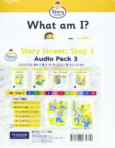 Story Street: Step  1 Audio Pack