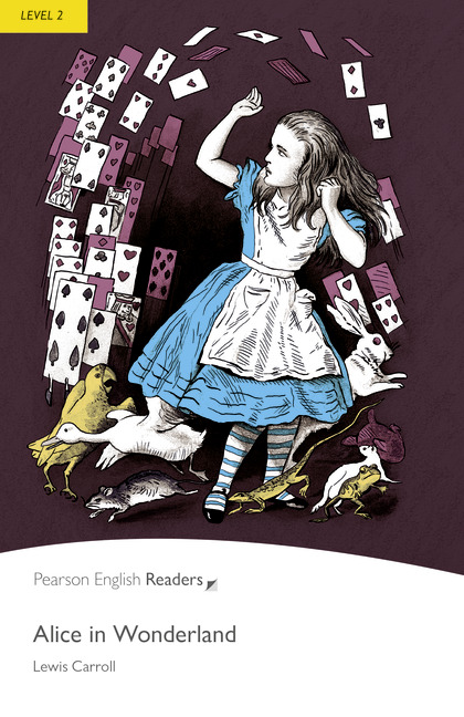 Alice in Wonderland (MP3 Audio CD Pack) (Level 2) <br /><i>Pearson English Readers Level 2</i>