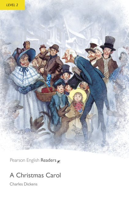 A Christmas Carol (MP3 Audio CD Pack) (Level 2) <br /><i>Pearson English Readers Level 2</i>