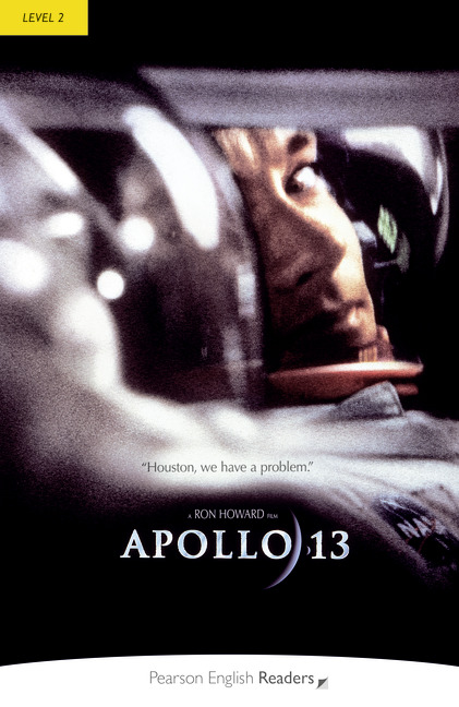 Apollo 13 (MP3 Audio CD Pack) (Level 2) <br /><i>Pearson English Readers Level 2</i>