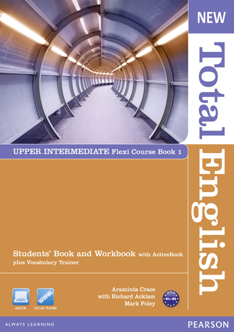 New Total English Upper Intermediate with ActiveBook and DVD