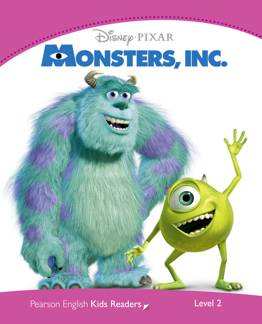 Monsters, Inc. (Level 2) <br /><i>Pearson Kids Readers</i>