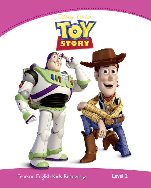 Toy Story (Level 2) <br /><i>Pearson Kids Readers</i>