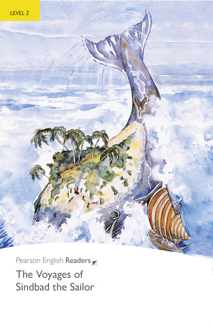 The Voyages of Sindbad the Sailor (MP3 Audio CD Pack) (Level 2) <br /><i>Pearson English Readers Level 2</i>