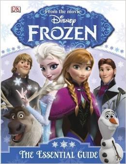 Disney's Frozen-Related ELT Titles