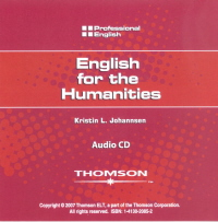 English for the Humanities