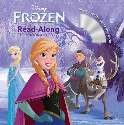 Disney's Frozen-Related ELT Titles