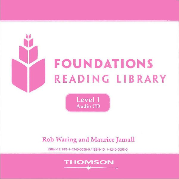 Foundations Reading Library Level 1