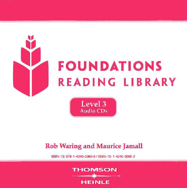 Foundations Reading Library Level 3