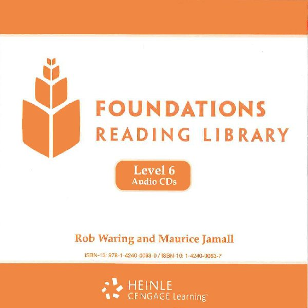 Foundations Reading Library Level 6