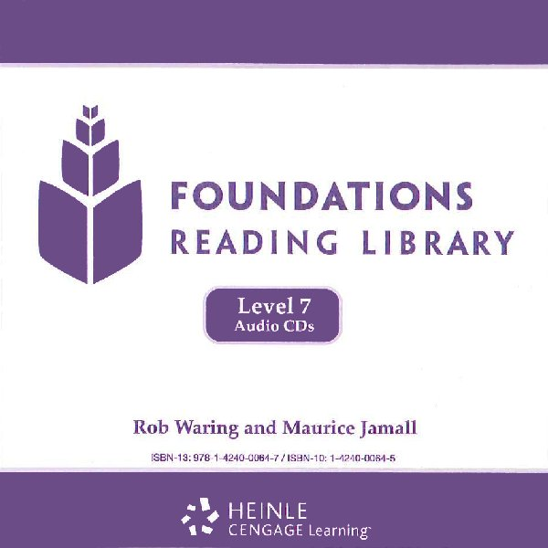 Foundations Reading Library Level 7