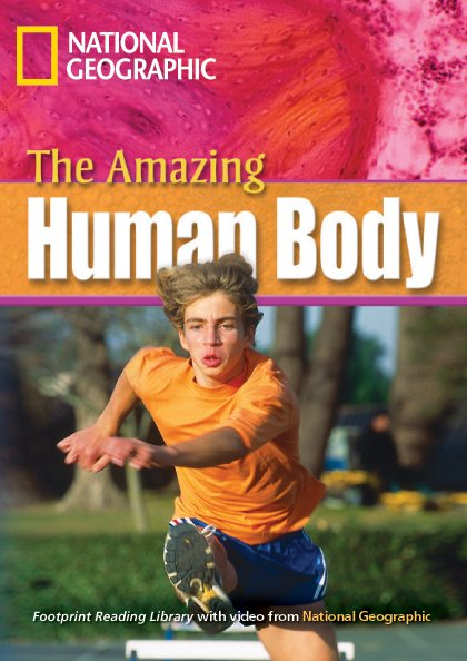 Amazing Human Body 2600 (Advanced) <br /><i>Footprint Reading Library - 2600 Headwords</i>