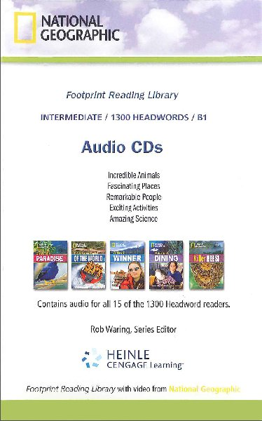 Footprint Reading Library - 1300 Headwords