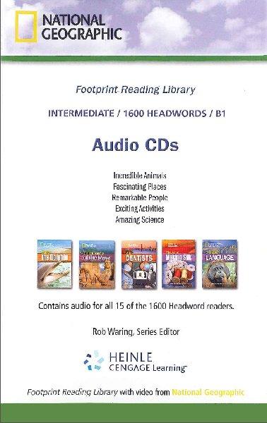 Footprint Reading Library - 1600 Headwords