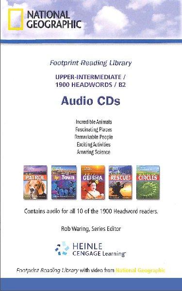 Footprint Reading Library - 1900 Headwords