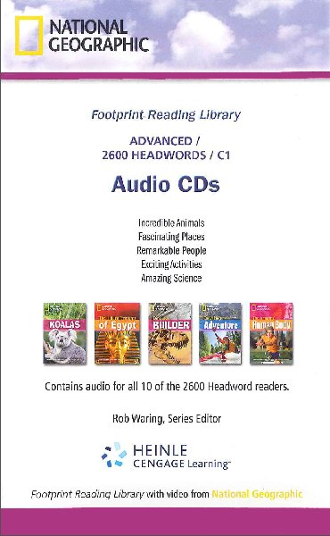 Footprint Reading Library - 2600 Headwords
