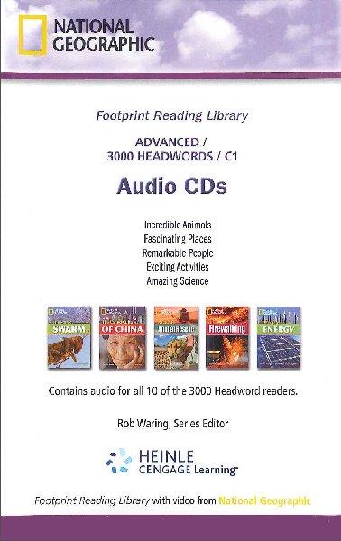Footprint Reading Library - 3000 Headwords