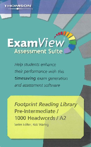 Footprint Reading Library - 1000 Headwords