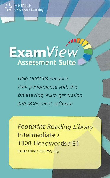 Footprint Reading Library - 1300 Headwords