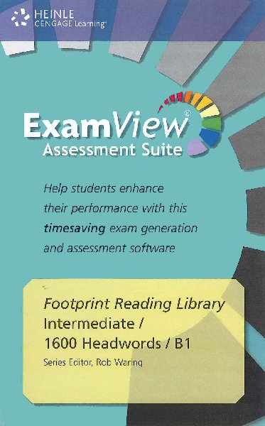 Footprint Reading Library - 1600 Headwords