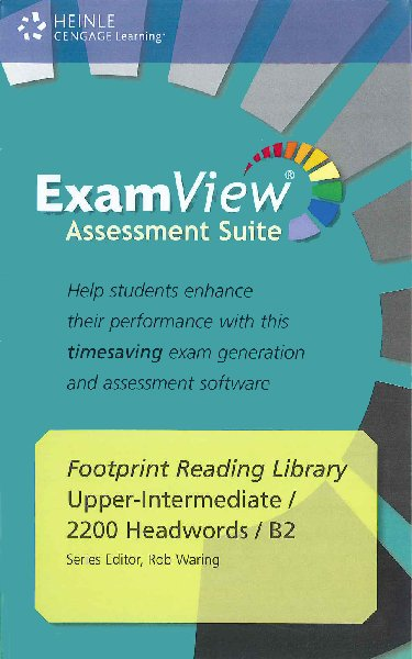 Footprint Reading Library - 2200 Headwords