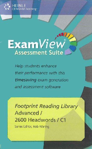 Footprint Reading Library - 2600 Headwords