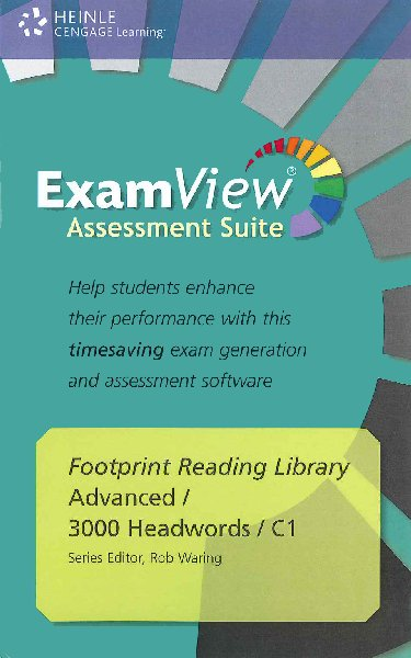 Footprint Reading Library - 3000 Headwords