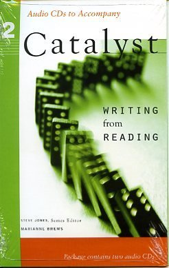 Catalyst: Writing from Reading
