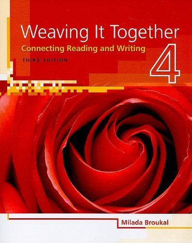 Weaving It Together: 3rd Edition