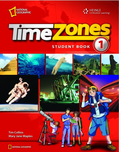 Time Zones (First Edition) - Explore ・Discover ・Learn ...