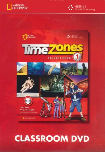 Time Zones (First Edition) - Explore ・Discover ・Learn