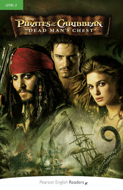 Pirates of the Caribbean: Dead Man's Chest with MP3 (Level 3) <br /><i>Pearson English Readers Level 3</i>