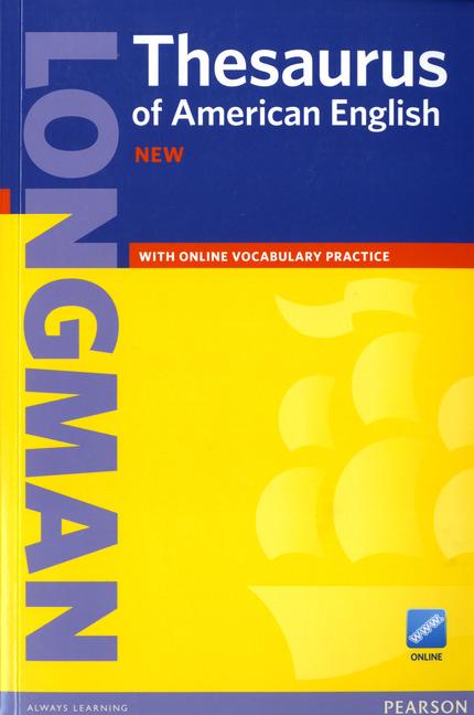 Longman Thesaurus Of American English