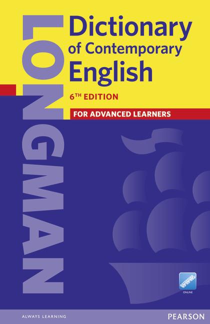Longman Dictionary of Contemporary English 6th Edition