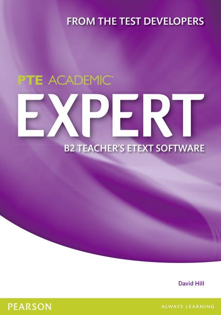 Expert PTE Academic Coursebook B1 & B2