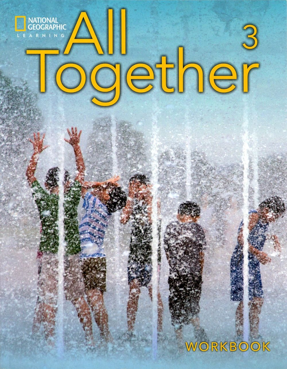 all together workbook with audio cd book 3 by jennifer heath