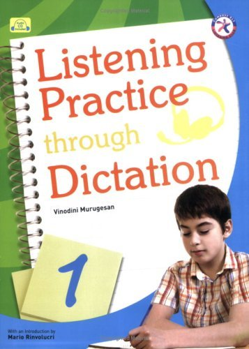 Listening Practice Through Dictation Student's Book with Audio CD (Level 2)