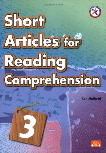 Short Articles For Reading Comprehension