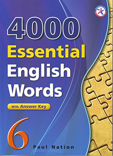 4000 essential english words student book with answer key 6 by paul nation on eltbooks. Black Bedroom Furniture Sets. Home Design Ideas