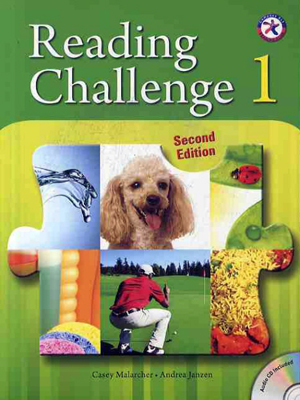 Reading Challenge 2nd edition