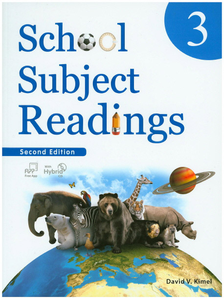 School Subject Readings Second Edition