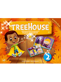 Treehouse - English Coursebook for Very Young Learners