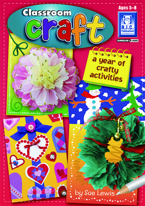 Classroom craft: A year of activities