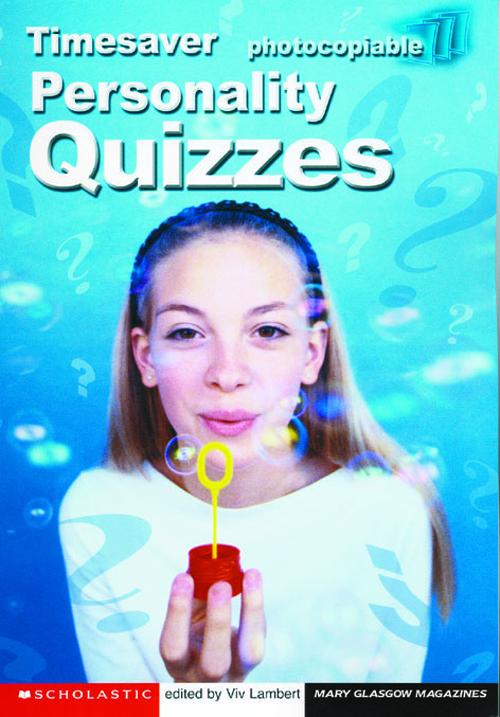 Games, Quizzes & Raps - Personality Quizzes
