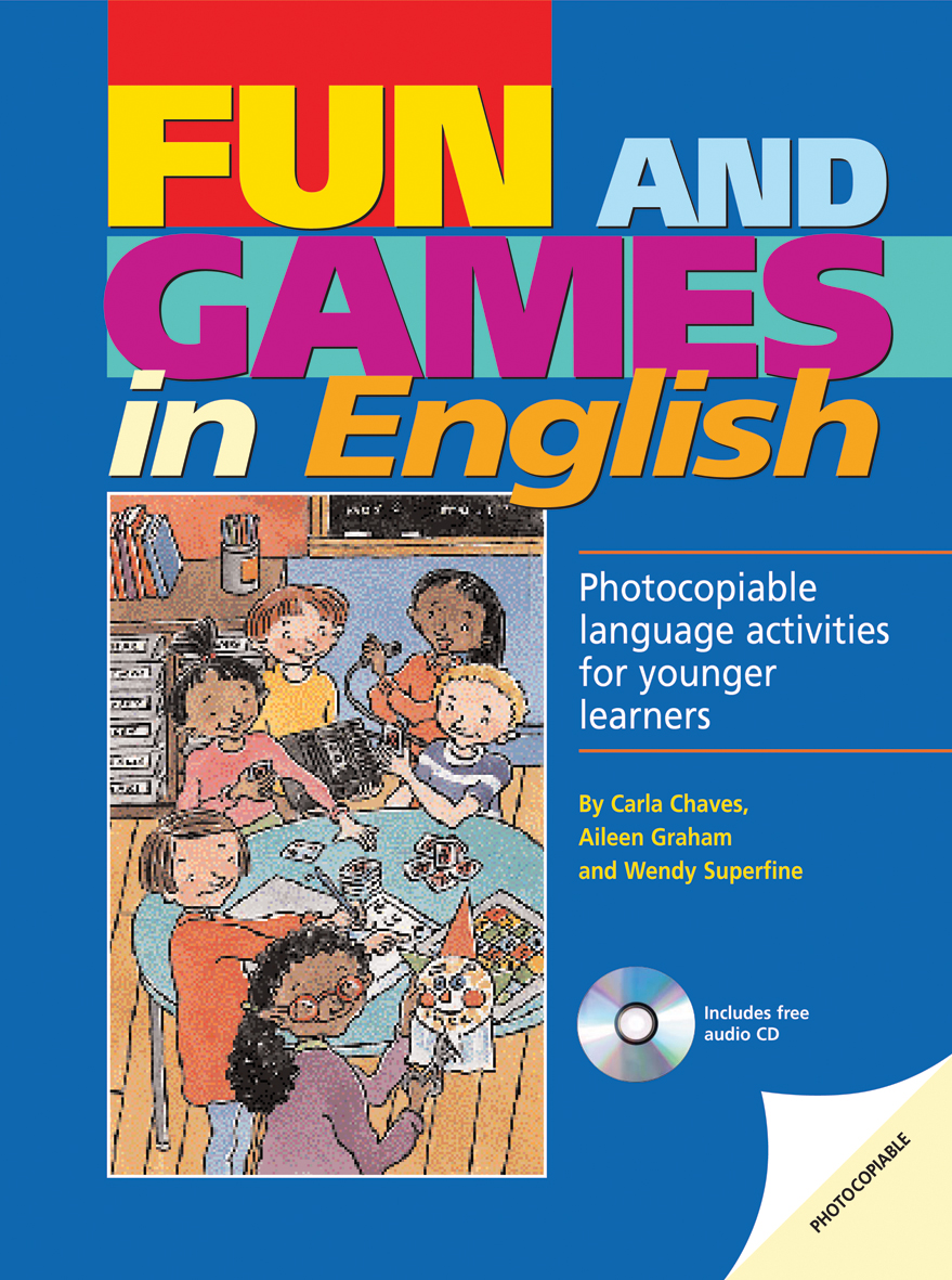 Fun and Games in English - Photocopiable