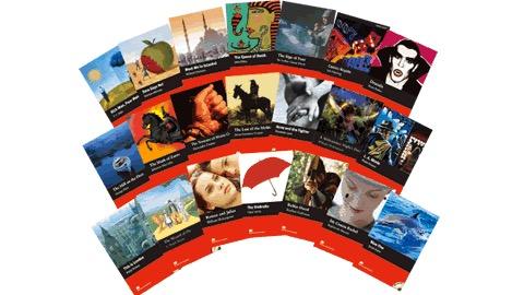 Macmillan Reader Packs