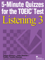 5-Minute Quizzes for the TOEIC Test