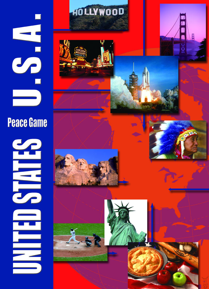 UNITED STATES Peace Game  - The Bilingual Game of Communication, Challenges and Chance