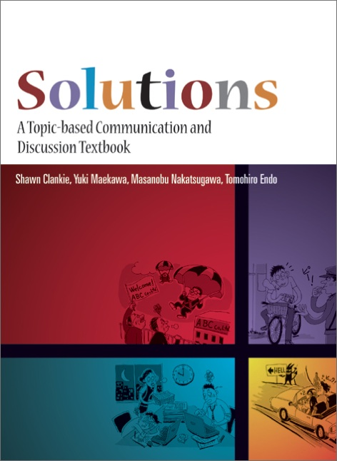 Solutions: A Topic-based Communication and Discussion Textbook